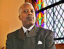Pastor Bruce Wall
