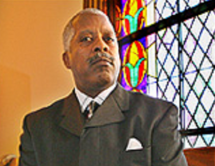 Pastor Bruce Wall